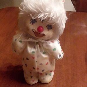 1985 Copyrights Reserved Turnkey Doll